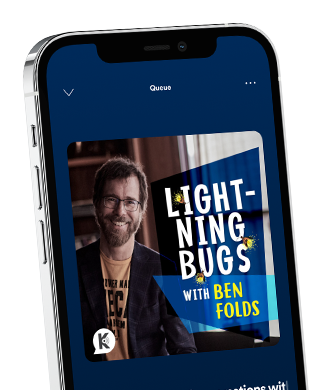 Ben Folds Lightning Bugs Podcast